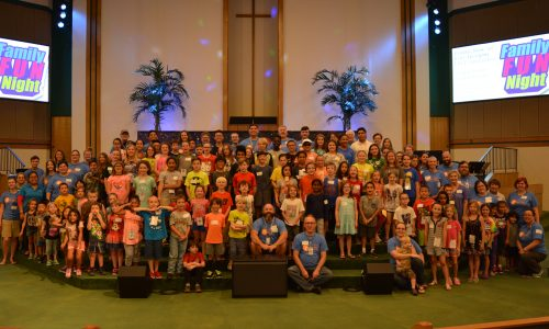 VBS 2017 Group Picture